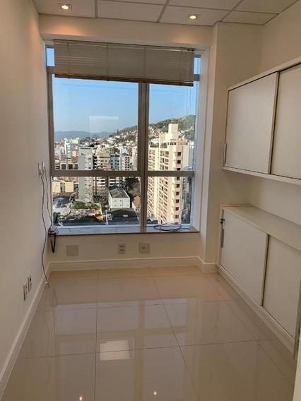 Sala Em Centro, Florianópolis/sc De 110m² Para Locação R$ 7.200,00/mes - Sa323388