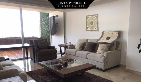 Ph En Venta O Renta (amueblado) En Lo Alto, Bosque Real