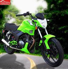 Moto Motor 1 M1-fx200 Std Version Año 2018 200cc