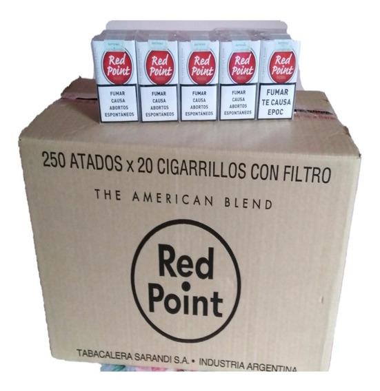 Cigarrillo Red Point Por Pak