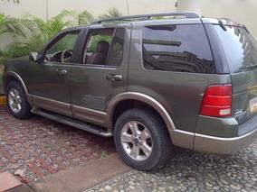 Ford Explorer 2003 Eddie Bauer 4x4 V8 Doble Clima Quemacocos