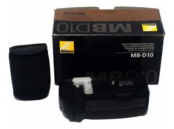 Battery Grip Nikon Mb-d10 Original Baterías D300 D300s D700