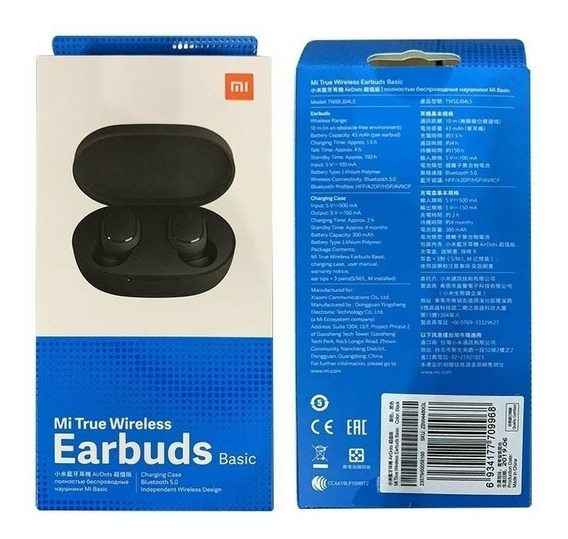 Redmi Airdots / Mi True Wireless Basic
