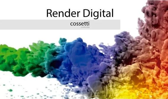 Render Digital Para Aplicacion