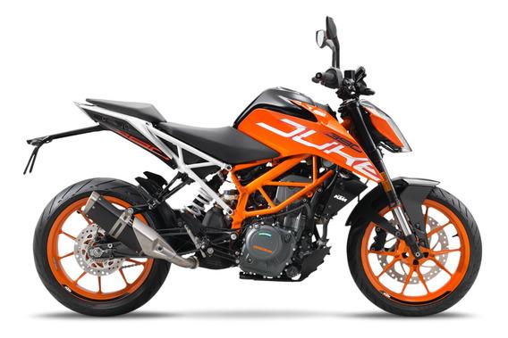 Ktm Duke 390 Moto 0km Naked Calle Urquiza Motos