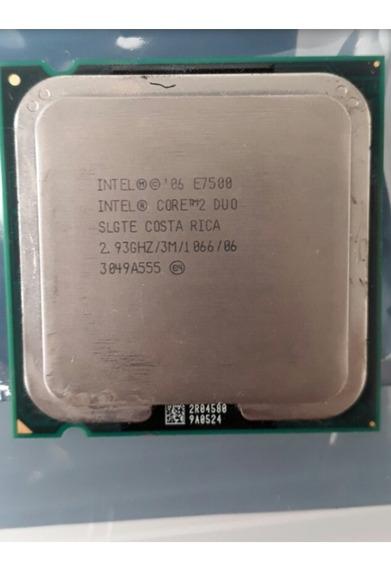 Processador Intel Core 2 Duo 2.93ghz (games Leves)