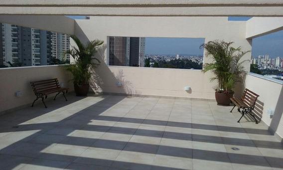 Apartamento Com 1 Dormitório À Venda, 43 M² Por R$ 271.300,01 - Campestre - Santo André/sp - Ap2998