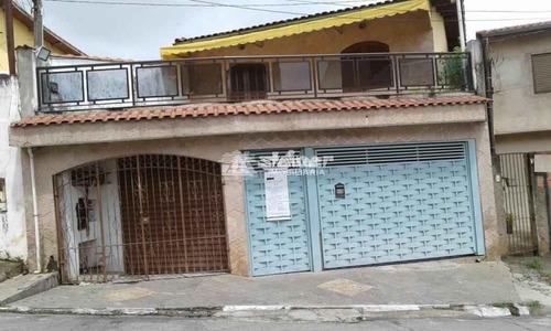Imagem 1 de 30 de Venda Sobrado 3 Dormitórios Parque Continental Guarulhos R$ 650.000,00 - 35814v