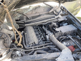 Ford Ranger 2015 Chocada Volcada Reuestos Baja Definitiva