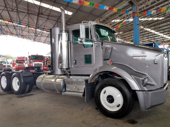 Tractocamion Kenworth 2011 Daycab 100% Mex .