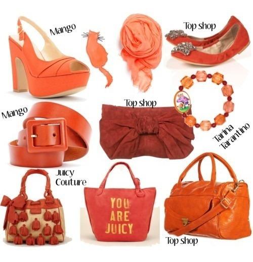 Bonita Blusa Naranja