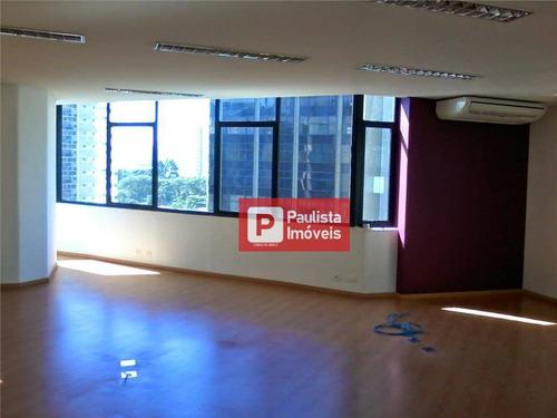 Conjunto Comercial Para Venda E Locação, Brooklin Novo, São Paulo. - Cj0524