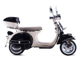 Moto Scooter Zanella Mod 150 Vintage 0km Alarma Siambretta