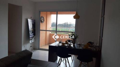 Imagem 1 de 15 de Apartamento Com 3 Dormitórios À Venda, 82 M² - Vila Teller - Indaiatuba/sp - Ap0993