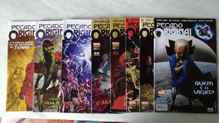 Pecado Original Marvel Completa + Pecados Originais Marvel