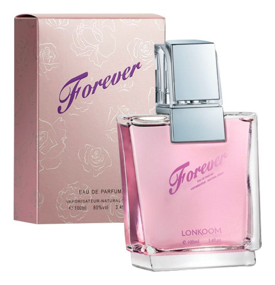 Perfume Feminino Forever For Women Parfum 100ml Lonkoom B870