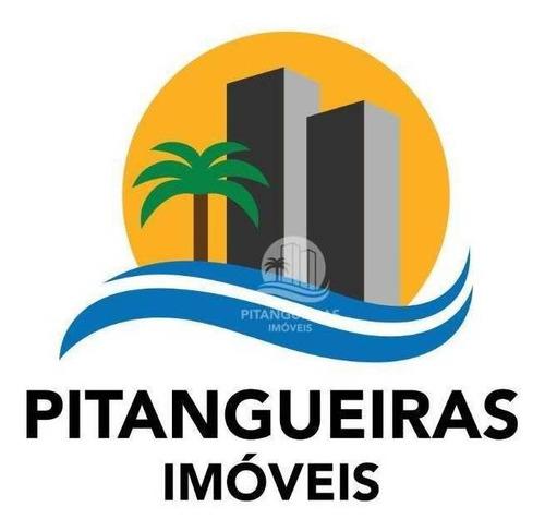 Pitangueiras - Vaga De Garagem Para Locação. - Gr0042
