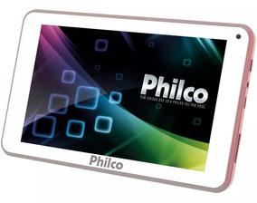 Tablet Philco Ptb7qrg Com Android 7.1 Bivolt Cor Rose Gold