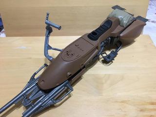 Speeder Bike Hasbro Para Piezas Star Wars