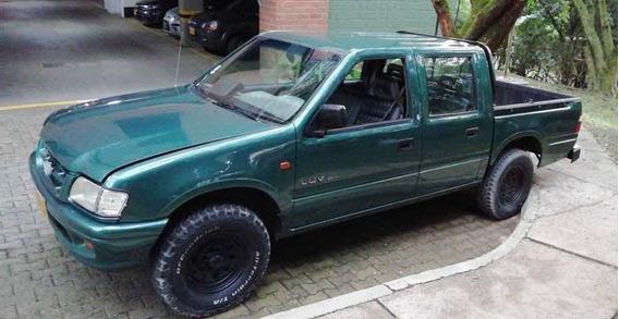 Chevrolet Luv 2.200 Cc 4x4 D.c.