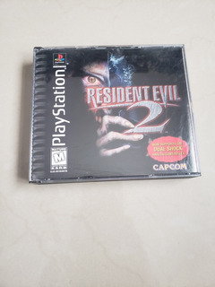 Resident Evil 2 Dual Shock Version Ps1 Playstation 1
