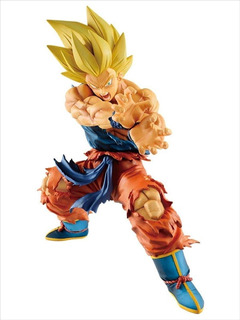 Dragon Ball Collab Goku Super Saiyan ( Origin) Banpresto