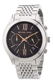 Relógio Michael Kors Mk5761 Prata Usado
