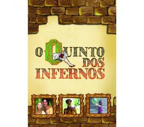 O Quinto Dos Infernos - Dvd Novela