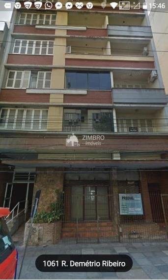 Kit Net Centro Histórico De Porto Alegre/ Semi Mobiliado Mobiliado - 76719