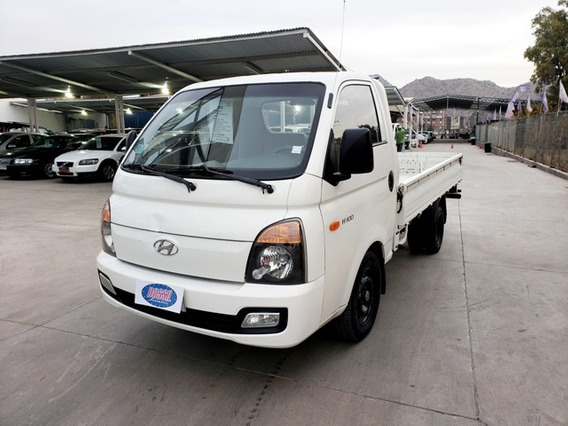 Hyundai Porter 2.5 Crdi Pick-up Orginal Unico Dueño Año 2013