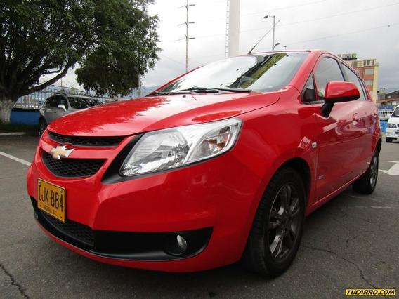 Chevrolet Sail Ltz Sport Full Equipo Hatchbac