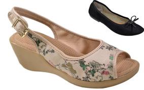 ba3f7632cf Sapatilha Azaleia Anabela - Sapatos no Mercado Livre Brasil
