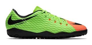 Chuteira Society Nike Hypervenom Mx Phelon 3 Pele Cobra