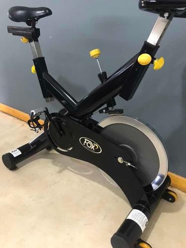 Bicicleta De Spininng Usada Fox (solo 2 Usos)