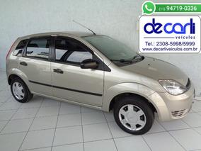 Ford Fiesta 1.0 Personnalité (gasolina) Prata - 2005/2006