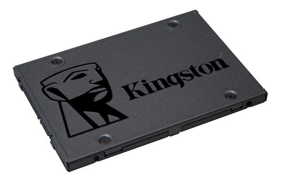 Hd Ssd 120 Gb Sata 3 Kingston A400 500 Mb/s + Nfe