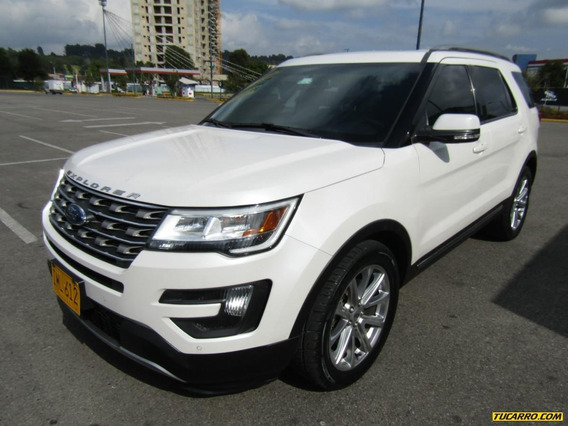 Ford Explorer Xlt At 3500cc Aa 4x2