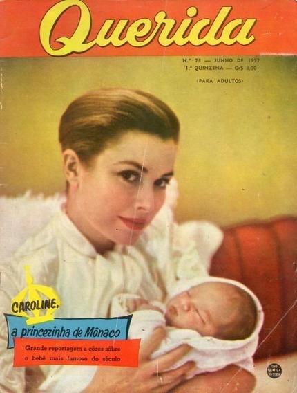 Querida 1957 Grace Kelly Caroline Monaco Louis Serrano Kim