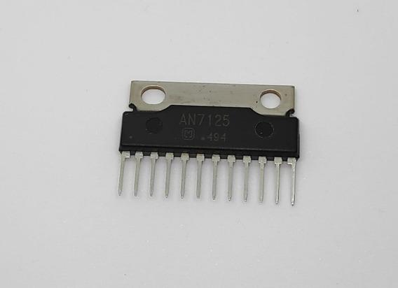 Componente Eletrônico An7125 Kit C/2peças