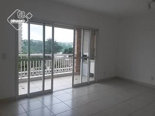Apartamento Com 3 Dormitórios À Venda, Santa Cruz - Ribeirão Preto/sp - Ap2668