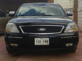 Ford Five Hundred 3.0 **ojo 6 Cilindros**sel Limited Piel Qc