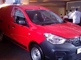 Renault Kangoo Confort Linea Nueva Furgon 0km Tasa 0 2018 Gm