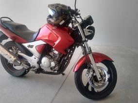Fazer 250cc - 2008 - Yamaha - Moto Excelente