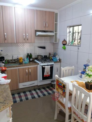 Lindo Sobrado À Venda No Bairro Planalto/sbc. 2 Dormitórios, 2 Vagas, Terraço. - So00136 - 68996453