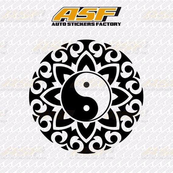Vinil Sticker Decorativo - Mandalas Diferentes Modelos