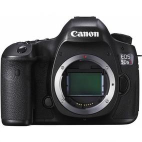 Câmera Canon Dslr Eos 5ds R - Corpo Da Câmera