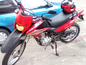 Honda Nxr 150 Bros Placa Mercosul