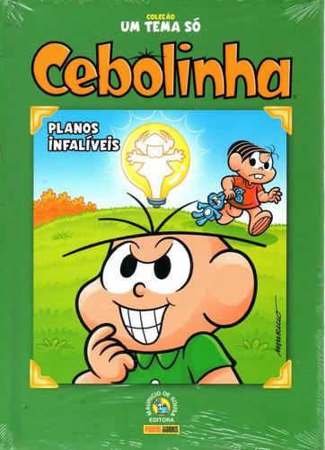 Um Tema Só Cebolinha - Panini - Bonellihq Cx371 X20