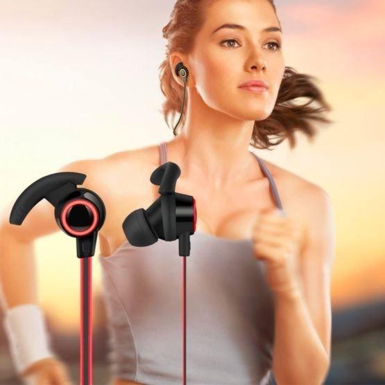 Fone De Ouvido Bluetooth Headset Sport Corrida Profissional