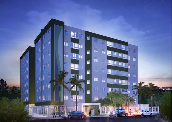 Apartamento Em Alto Petrópolis Com 3 Dormitórios - Rg3753